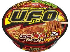 日清食品 日清焼そばU.F.O. 濃厚激辛ソース焼そば カップ116g