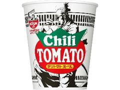 日清食品 日清食品60周年記念 カップヌードル チリトマトヌードル カップ76g