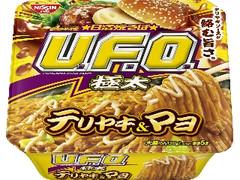 日清食品 日清焼そばU.F.O. 大盛極太 テリヤキ&マヨ カップ177g
