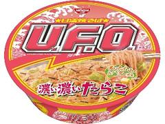 日清食品 日清焼そばU.F.O. 濃い濃いたらこ カップ103g