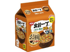 日清食品 お椀で食べる出前一丁 味噌 3食パック 袋108g