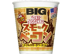 日清食品 カップヌードル メープルスモークベーコン味 ビッグ カップ99g