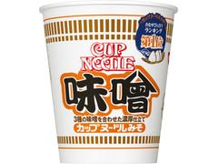 日清食品 カップヌードル 味噌