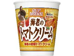 日清食品 カップヌードル 海老の濃厚トマトクリーム カップ80g