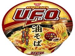 日清食品 日清焼そばU.F.O. 油そば カップ121g