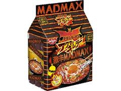 日清食品 チキンラーメン 具付き3食パック アクマのキムラーMADMAX 袋267g