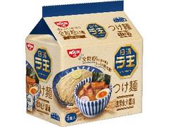 日清食品 ラ王 つけ麺 濃厚魚介醤油 袋5食