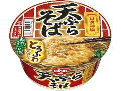 日清食品 日清御膳 天ぷらそば カップ81g
