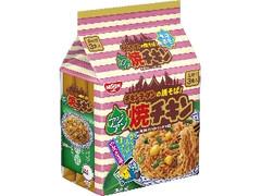 日清食品 アジアン焼チキン 袋3食
