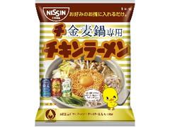 日清食品 チ金麦鍋専用チキンラーメン