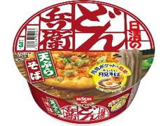 日清食品 日清のどん兵衛 天ぷらそば カップ100g