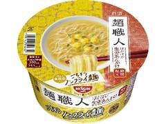 日清食品 日清麺職人 ぽかぽか生姜あんかけ カップ72g