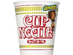 日清食品 カップヌードル カップ78g