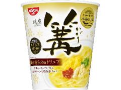 日清食品 名店が認めた本格style 篝 鶏白湯Soba トリュフ カップ96g