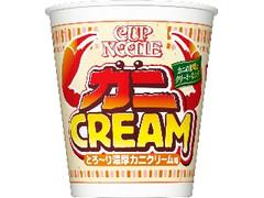 日清食品 カップヌードル 濃厚カニクリーム味 カップ108g