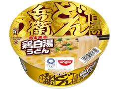 日清食品 日清のどん兵衛黄金鶏油 鶏白湯うどん