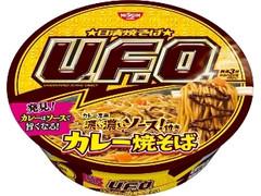 日清食品 焼そばU.F.O. カレー専用濃い濃いソース付き カレー焼そば カップ114g