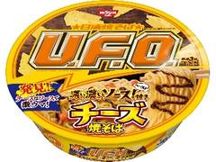 日清食品 日清焼そばU.F.O. 濃い濃いソースペースト付き チーズ焼そば カップ110g