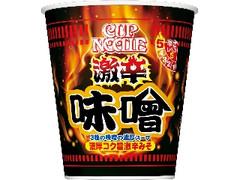 日清食品 カップヌードル 激辛味噌 ビッグ カップ108g