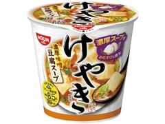 日清食品 札幌けやき 濃厚味噌豆腐スープ
