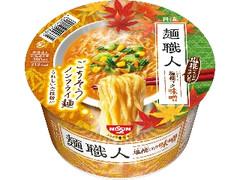 日清食品 日清麺職人 味噌
