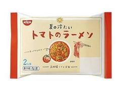 日清食品 冷凍 夏の冷たいトマトのラーメン 2人前