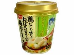 日清 おとうふ膳 鶏だしで味わうおぼろどうふの梅香スープ カップ11.9g