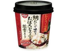 日清 おとうふ膳 鯛だしで味わう おぼろどうふの淡雪スープ カップ13g