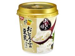 日清 おとうふ膳 おとうふの豆乳仕立てスープ カップ17g