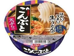 日清 ごんぶと 天ぷらうどん カップ217g