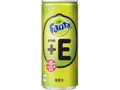 コカ・コーラ ファンタ キウイ+E 缶250ml