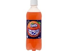 コカ・コーラ ファンタ 情熱のオレンジ ペット490ml