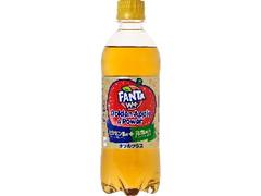 コカ・コーラ ファンタ ゴールデンアップル &パワー ペット490ml