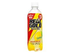コカ・コーラ リアルゴールド レモン ペット490ml