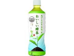 コカ・コーラ なごみ おいしい緑茶 ペット525ml