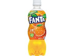 コカ・コーラ ファンタ オレンジ ペット500ml
