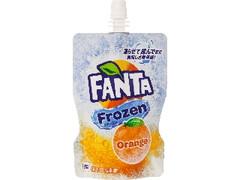 コカ・コーラ ファンタ フローズン オレンジ 125g