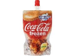 コカ・コーラ コカ・コーラ フローズン レモン 125g
