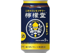 コカ・コーラ 檸檬堂 定番レモン 缶350ml