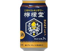 コカ・コーラ 檸檬堂 はちみつレモン 缶350ml