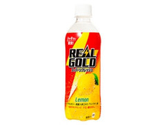 コカ・コーラ リアルゴールド スーパーリフレッシュ レモン ペット490ml