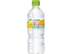 コカ・コーラ い・ろ・は・す みかん 日向夏&温州 ペット555ml