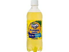 コカ・コーラ ファンタ W+ パイナップルギャバ ペット490ml
