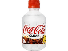 コカ・コーラ コカ・コーラ クリア ペット280ml