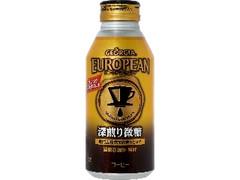 ジョージア ヨーロピアン 深煎り微糖 缶370ml