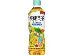 コカ・コーラ 爽健美茶 ディズニーラッキーボトル ペット600ml