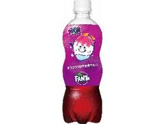 コカ・コーラ ファンタ グレープ ぼくらのやりたい100のコト!ボトル ペット500ml