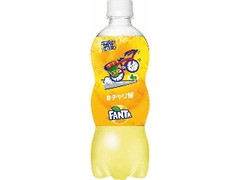 コカ・コーラ ファンタ レモン+C ぼくらのやりたい100のコト!ボトル ペット500ml
