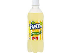 ファンタ 甘酸っぱい初恋レモン ペット490ml