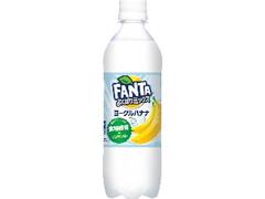 コカ・コーラ ファンタ よくばりミックス ヨーグルバナナ ペット490ml